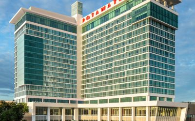 Potawatomi Hotel + Casino Second Hotel Tower