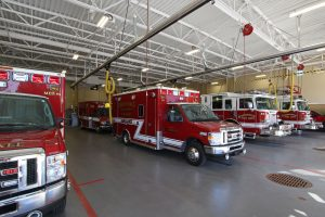 Greendale-Fire-Station_Apparatus-Bay_Local_Government_ZAStudios