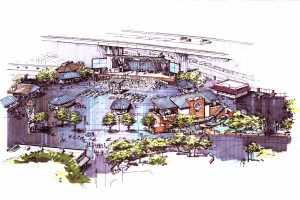 Miller-Lite-Oasis_Site-Rendering_Entertainment_Sports-Entertainment_ZAStudios