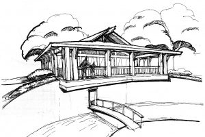 Milwaukee-County-Zoo-Macaque-Exhibit_Holding-Facility-Sketch_Public-Spaces_Civic-Cultural_ZAStudios