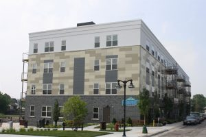 River Mill Apartments Exterior