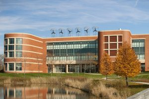 SC-Johnson-Headquarters_Exterior-Wind-Turbines_Office_Corporate-Commercial_ZAStudios