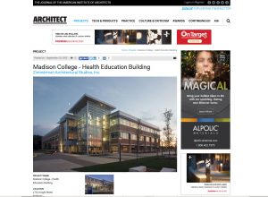 Sept2015-Madison-College-Health_Architect-Magazine_Case-Study_ZAStudios