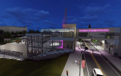 Fox Cities Exhibition Center Design Revealed