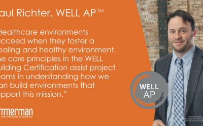 Congratulations to Architect Paul Richter on Acquiring WELL Certification